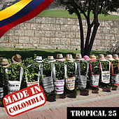 Made In Colombia: Tropical, Vol. 25 by German Garcia