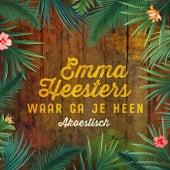 Waar Ga Je Heen (Akoestisch) de Emma Heesters