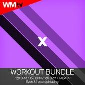 X (Workout Bundle / Even 32 Count Phrasing) von Workout Music Tv