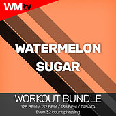 Watermelon Sugar (Workout Bundle / Even 32 Count Phrasing) de Workout Music Tv