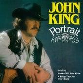 Portrait von John King