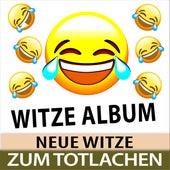 Witze Album - Neue Witze zum Totlachen von Witze Erzähler TA