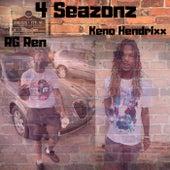 4 Seazonz by Keno Hendrixx