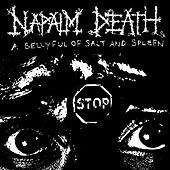 A Bellyful of Salt and Spleen di Napalm Death