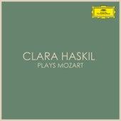 Clara Haskil plays Mozart by Wolfgang Amadeus Mozart