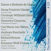 Danze e sinfonie e opere by Various Artists