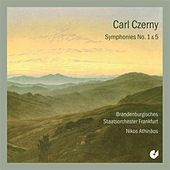 Czerny: Symphonies Nos. 1 & 5 by Nikos Athinaos