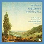 Reinecke: Harp Concerto - Symphony No. 3 by Heribert Beissel
