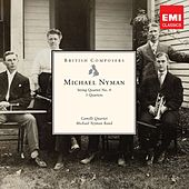 String Quartet No.4; Three Quartets by Michael Nyman