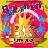Ballermann BK Hits 2020 - Mallorca XXL Party Schlager im Mallorcastyle (Hurra die Gams Suffia feiert mit den Sünderlein und Mama Lauda bis zum Oktoberfest 2020 Wiesn 2021 Closing - Egal) von Various Artists