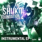 Foundation Vol. 2 Instrumental EP von Shuko (Hip-Hop)