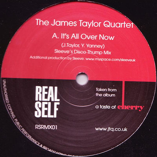 All Over Now by James Taylor Quartet