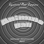 Animule Ball de Squirrel Nut Zippers