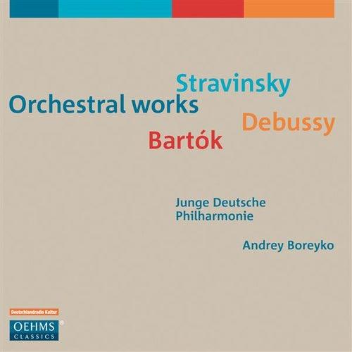 Stravinsky, Debussy & Bartók: Orchestral Works by Andrey Boreyko