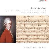 Mozart in minor von Konstanze Eickhorst