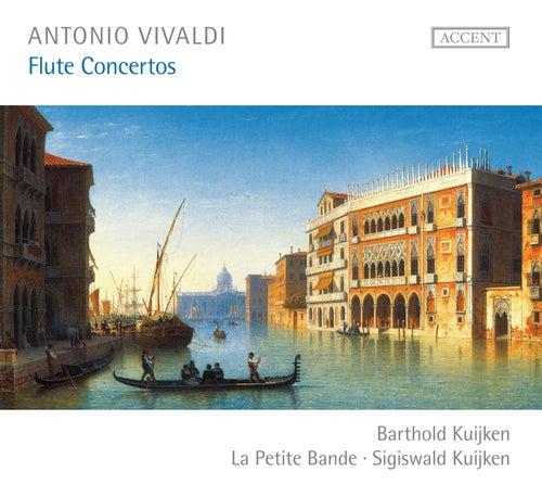 Vivaldi: Flute Concertos by Sigiswald Kuijken