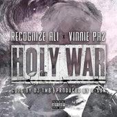 Holy War (feat. Vinnie Paz & Dj Tmb) by Recognize Ali