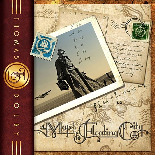 A Map Of The Floating City by Thomas Dolby
