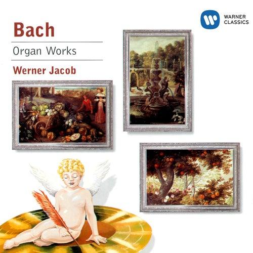Organ Works (2008) by Johann Sebastian Bach