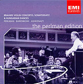 The Perlman Edition: Brahms Violin Concerto by Itzhak Perlman