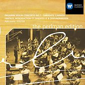 The Perlman Edition: Paganini Violin Concerto by Itzhak Perlman