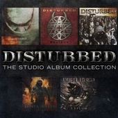 The Studio Album Collection by Disturbed