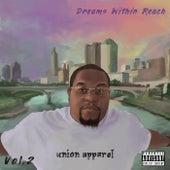 Dreams Within Reach, Vol. 2 von JayG