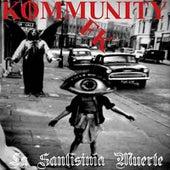 La Santisima Muerte by Kommunity Fk