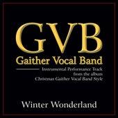 Winter Wonderland Performance Tracks by Gaither Vocal Band