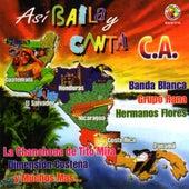 Asi Baila Y Canta Centroamerica de Various Artists