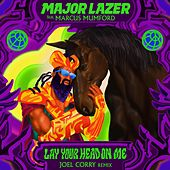 Lay Your Head On Me (feat. Marcus Mumford) (Joel Corry Remix) van Major Lazer