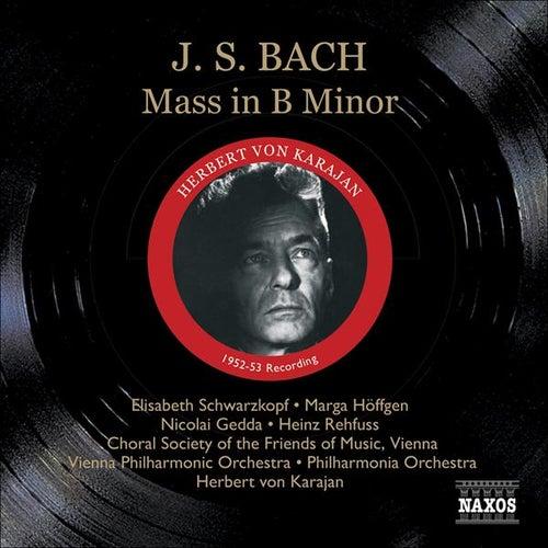 Bach, J.S.: Mass in B Minor, Bwv 232 (Schwarzkopf, Gedda, Karajan) (1952-1953) by Various Artists