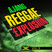Ajang Reggae Explosion, Vol. 1 de Various Artists
