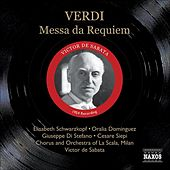 Verdi: Messa Da Requiem (Schwarzkopf, Di Stefano, De Sabata) (1954) by Various Artists