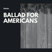 Ballad for Americans de Odetta