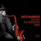 Gato Barbieri (En Vivo en Argentina 1991) by Gato Barbieri