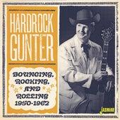 Bouncing, Rocking & Rolling (1950-1962) von Hardrock Gunter