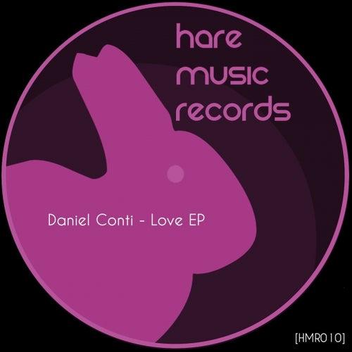 Love EP de Daniel Conti
