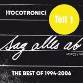SAG ALLES AB - THE BEST OF TEIL 1 (1994-2006) von Tocotronic