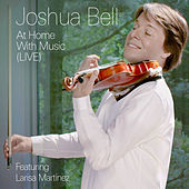 At Home With Music (Live) de Joshua Bell
