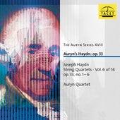 The Auryn Series, Vol. 18 von Auryn-Quartet