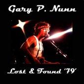 Lost & Found '79' by Gary P. Nunn