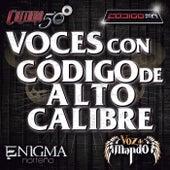 Voces Con Código De Alto Calibre by Various Artists