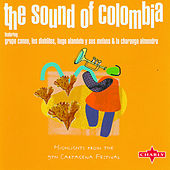 The Sound Of Colombia de Various Artists
