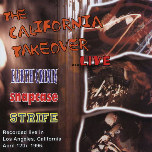 California Takeover by Various Artists