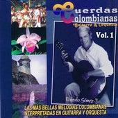Cuerdas Colombianas: Guitarra Y Orquesta Volume 1 de Cuerdas Colombianas