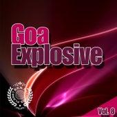 Goa Explosive, Vol. 8 - Goa Trance de Various Artists