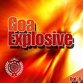 Goa Explosive, Vol. 6 - Goa Trance von Various Artists
