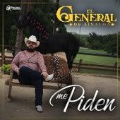 Me Piden by El General De Sinaloa