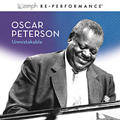 Oscar Peterson: Unmistakable - Zenph Re-performance by Oscar Peterson